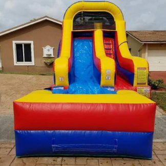Bounce Houses With Slide